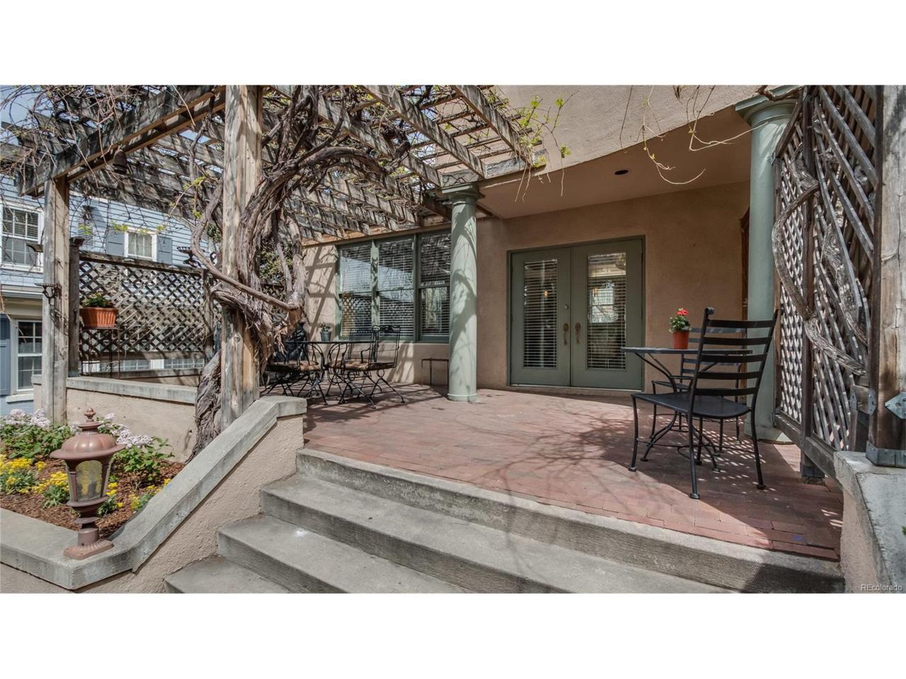 781 Vine Street, Denver, CO 80206 (#9100155) :: Thrive Real Estate Group