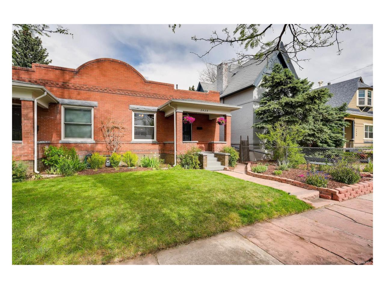 2438 N Lafayette Street, Denver, CO 80205 (MLS #9130636) :: 8z Real Estate