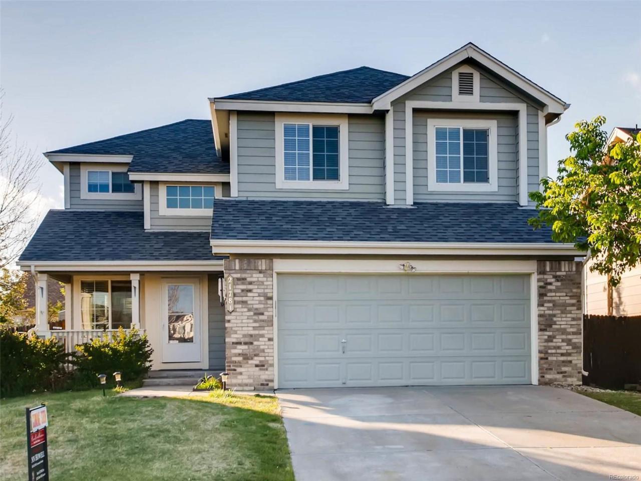 21781 E Kent Drive, Aurora, CO 80018 (MLS #9150060) :: 8z Real Estate