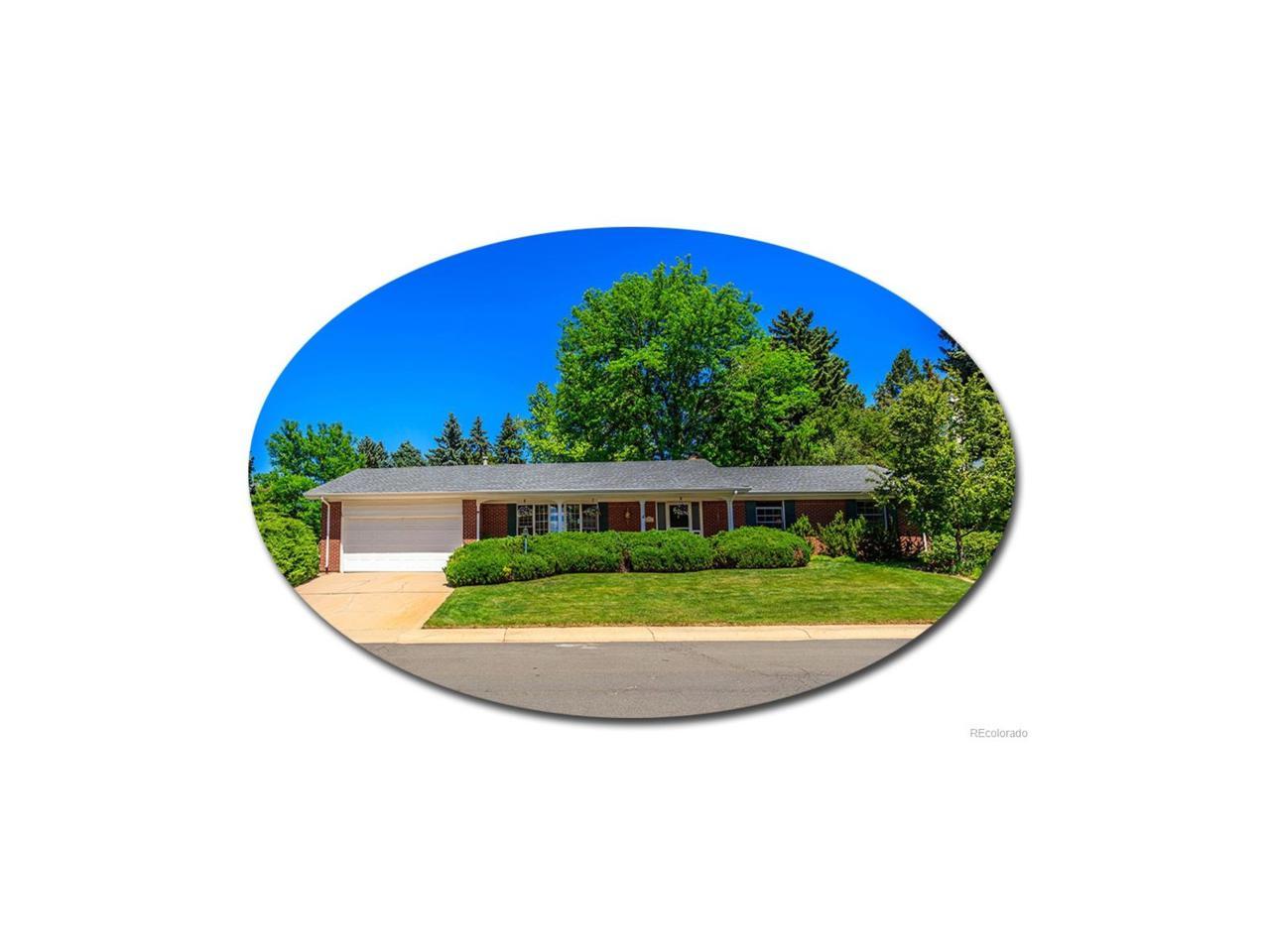 6802 S Clayton Way, Centennial, CO 80122 (MLS #9151081) :: 8z Real Estate