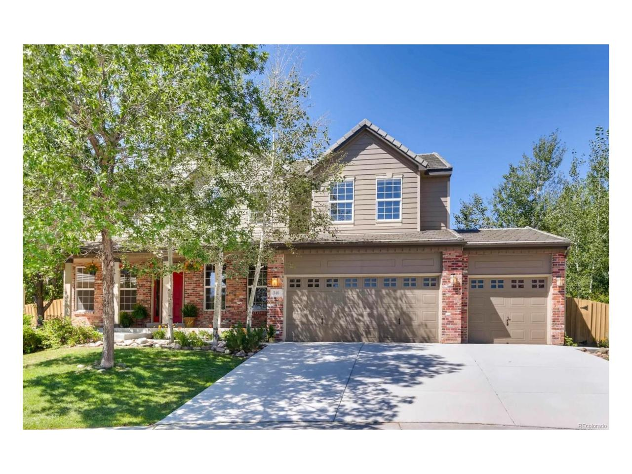 346 Onyx Way, Superior, CO 80027 (MLS #9159368) :: 8z Real Estate