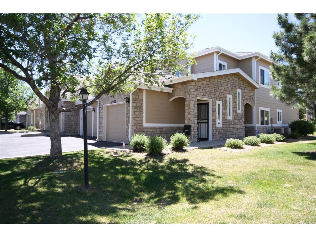 2927 W 119th Avenue #204, Westminster, CO 80234 (MLS #9165128) :: 8z Real Estate