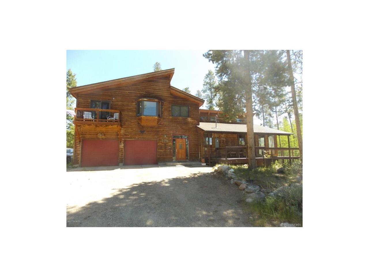 419 County Road 465, Grand Lake, CO 80447 (MLS #9181555) :: 8z Real Estate