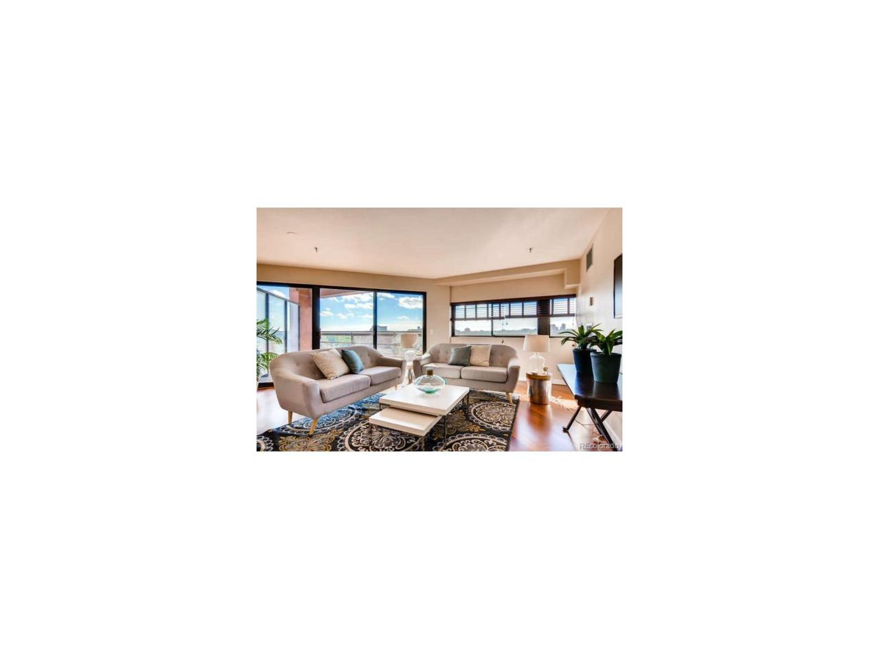 100 Park Avenue #905, Denver, CO 80205 (MLS #9192897) :: 8z Real Estate