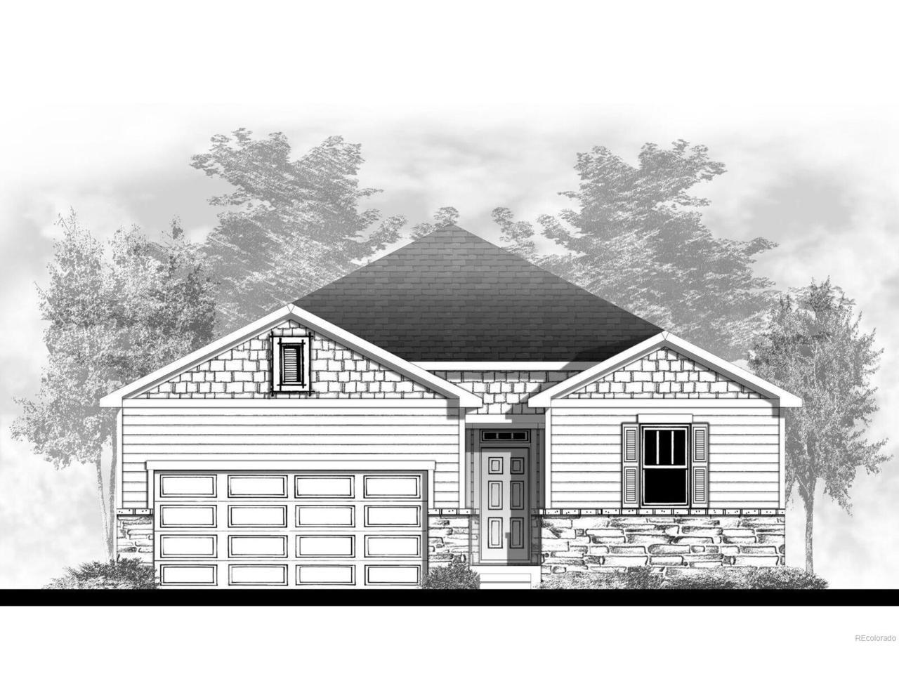 583 Hermosa Street, Lochbuie, CO 80603 (MLS #9195137) :: 8z Real Estate
