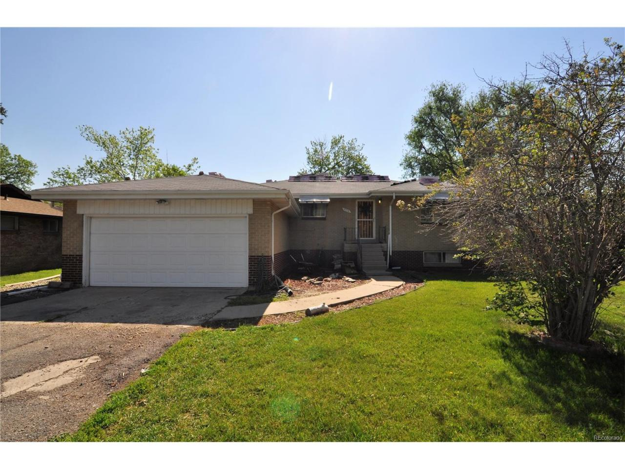 4570 Holland Street, Wheat Ridge, CO 80033 (MLS #9205750) :: 8z Real Estate