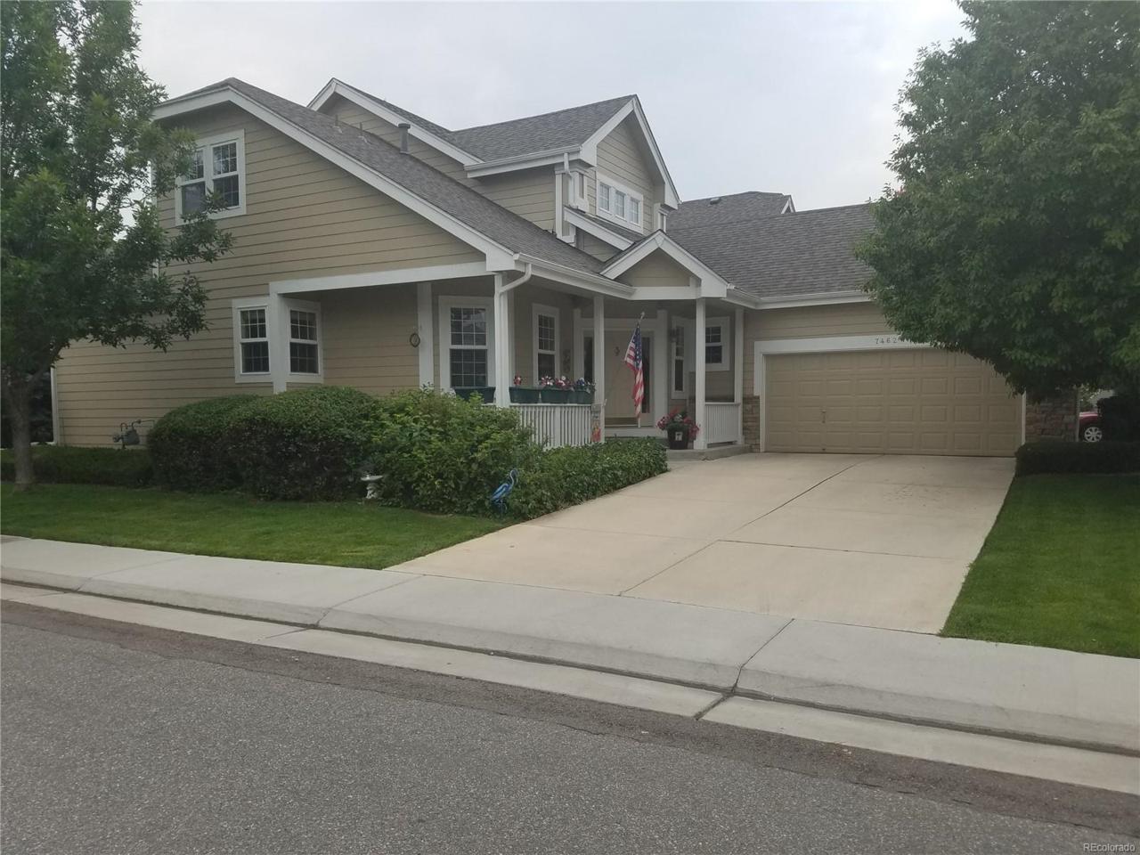 7462 W Saratoga Place, Littleton, CO 80123 (MLS #9216166) :: 8z Real Estate