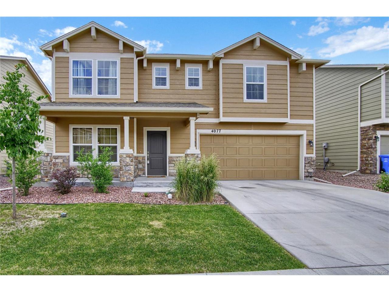 4077 Creek Legend View, Colorado Springs, CO 80911 (MLS #9226577) :: 8z Real Estate