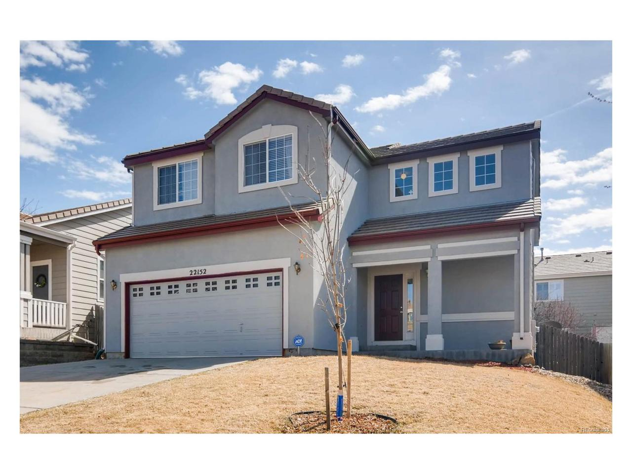 22152 E Belleview Place, Aurora, CO 80015 (MLS #9242001) :: 8z Real Estate