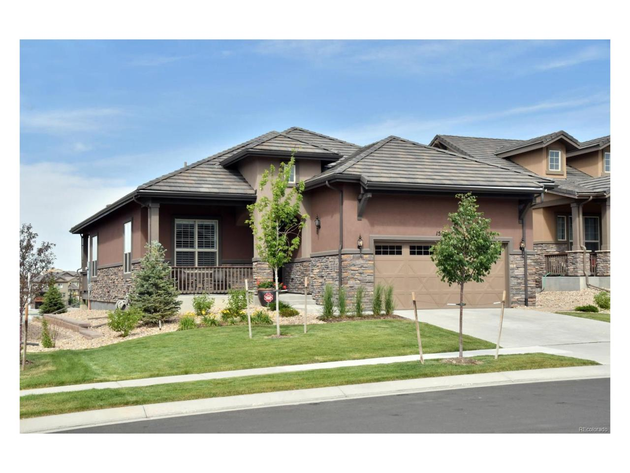 15924 Wild Horse Drive, Broomfield, CO 80023 (MLS #9252756) :: 8z Real Estate