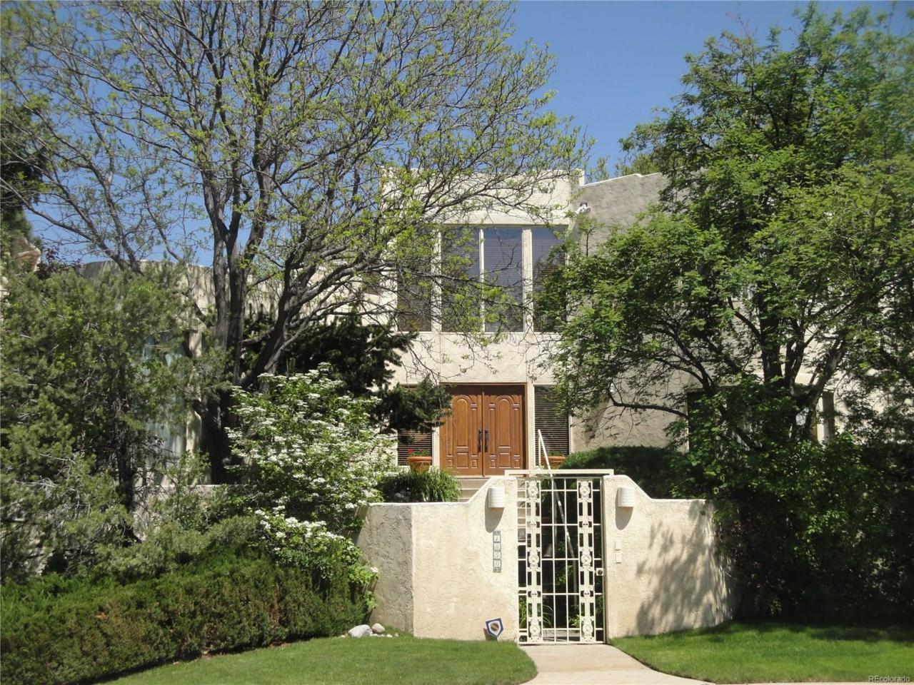 1850 S Xenia Court, Denver, CO 80231 (MLS #9270453) :: 8z Real Estate