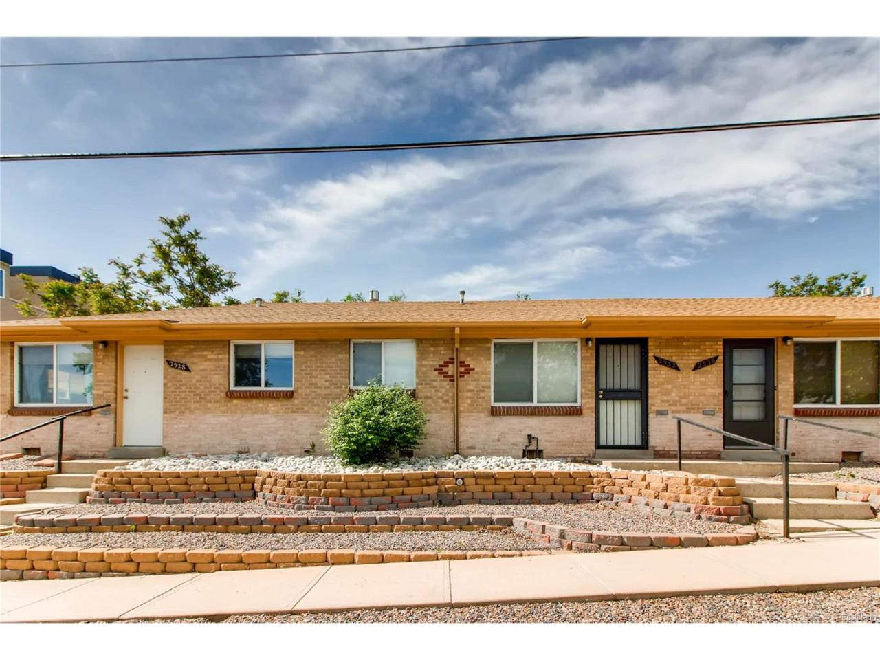 2528 W 26th Avenue, Denver, CO 80211 (#9290794) :: Thrive Real Estate Group
