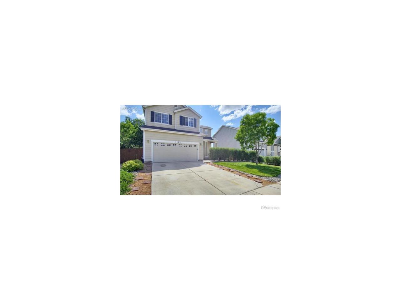 4149 Knollvale Drive, Colorado Springs, CO 80922 (MLS #9294385) :: 8z Real Estate