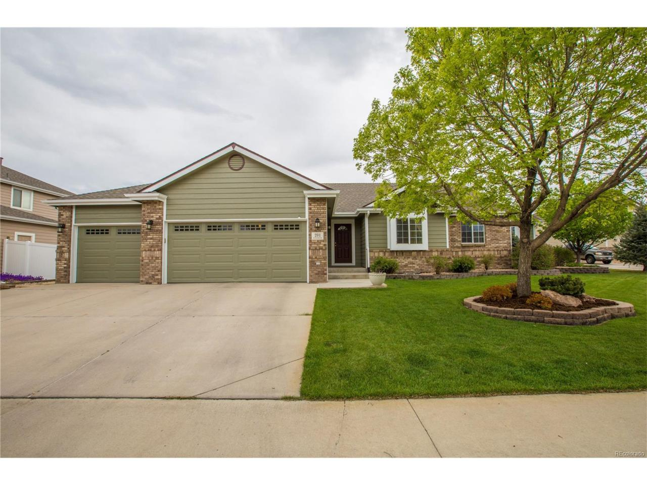 201 Rock Bridge Drive, Windsor, CO 80550 (MLS #9298871) :: 8z Real Estate