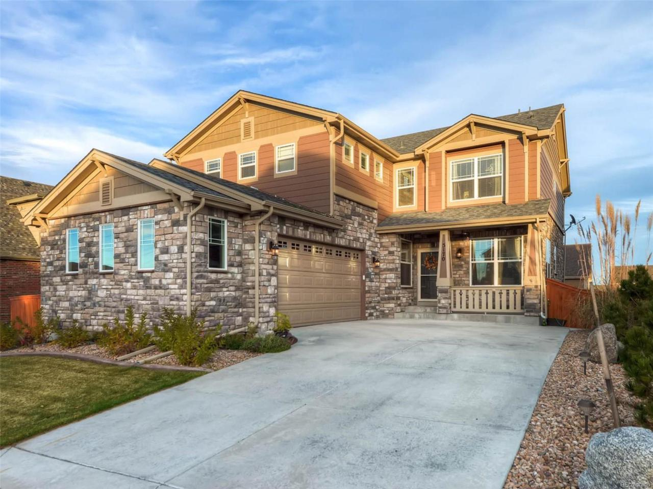 5170 S Elk Street, Aurora, CO 80016 (MLS #9300837) :: 8z Real Estate