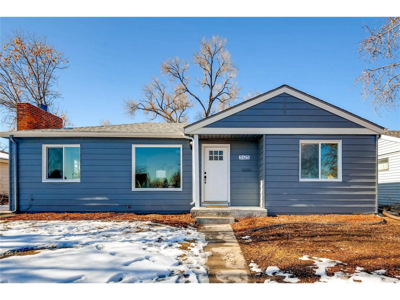 5125 Tejon Street, Denver, CO 80221 (#9315047) :: The Peak Properties Group