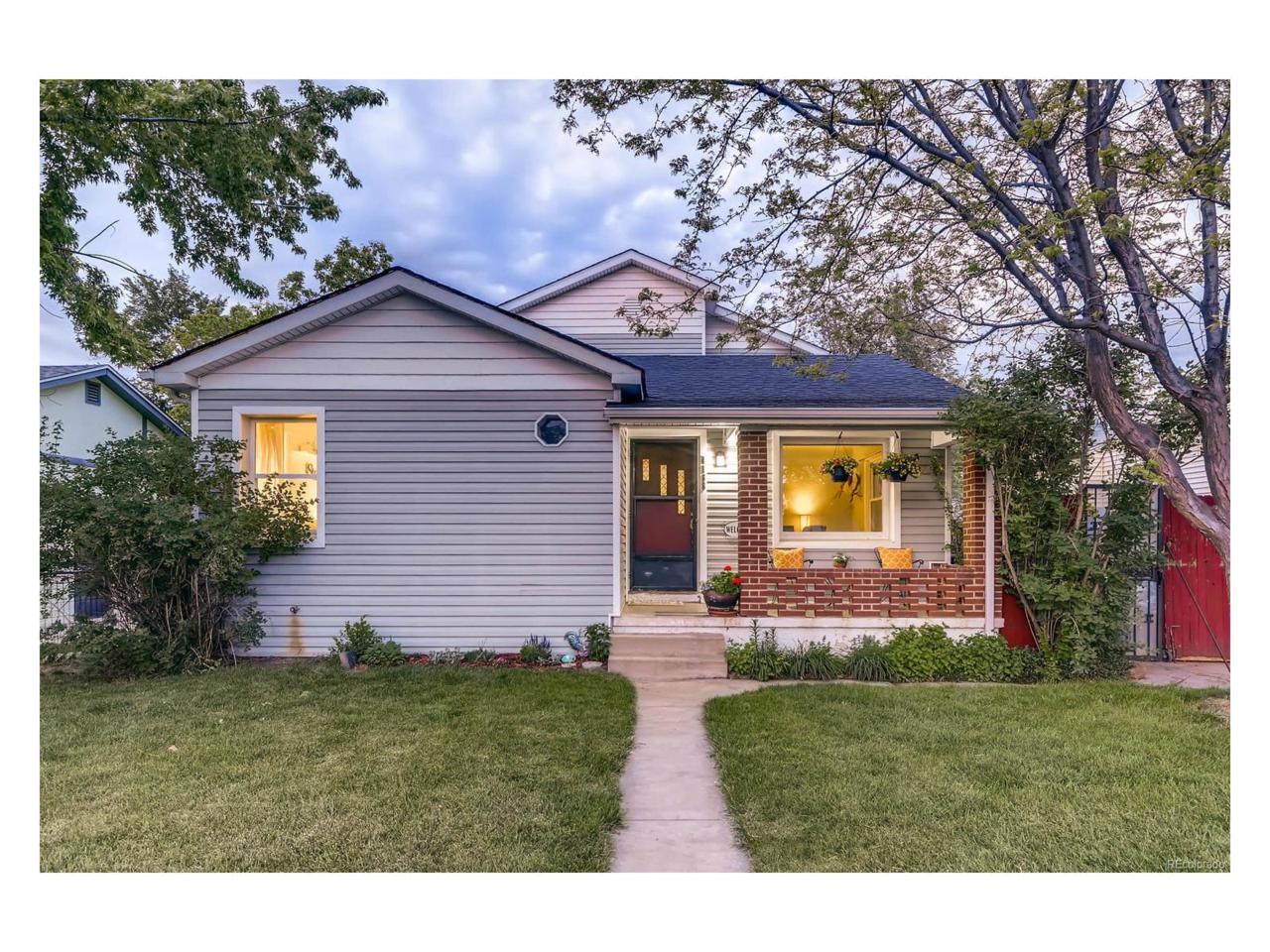 4188 S Washington Street, Englewood, CO 80113 (MLS #9338802) :: 8z Real Estate