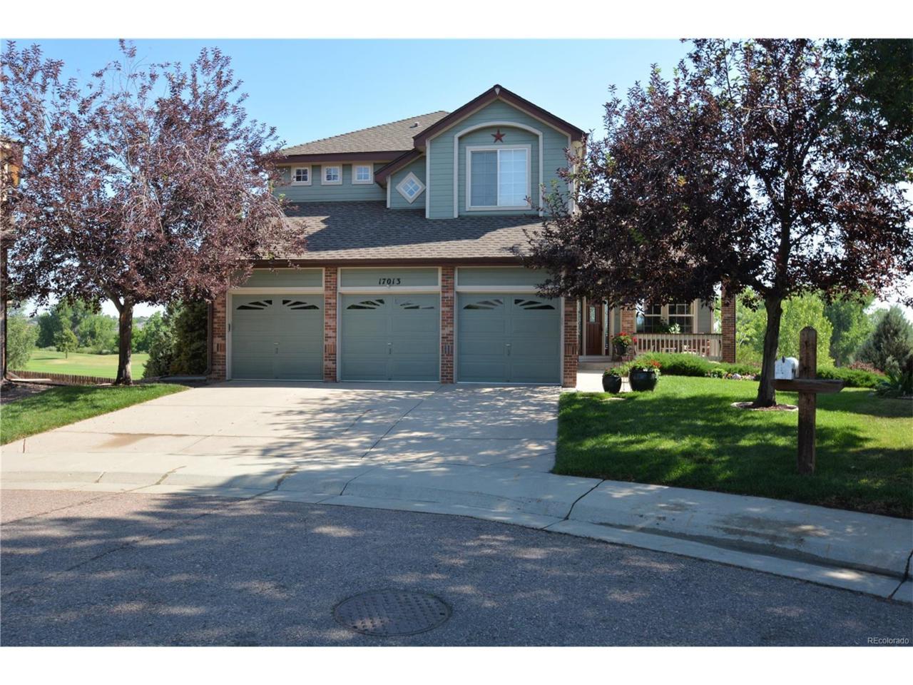 17013 W 64th Circle, Arvada, CO 80007 (MLS #9400627) :: 8z Real Estate