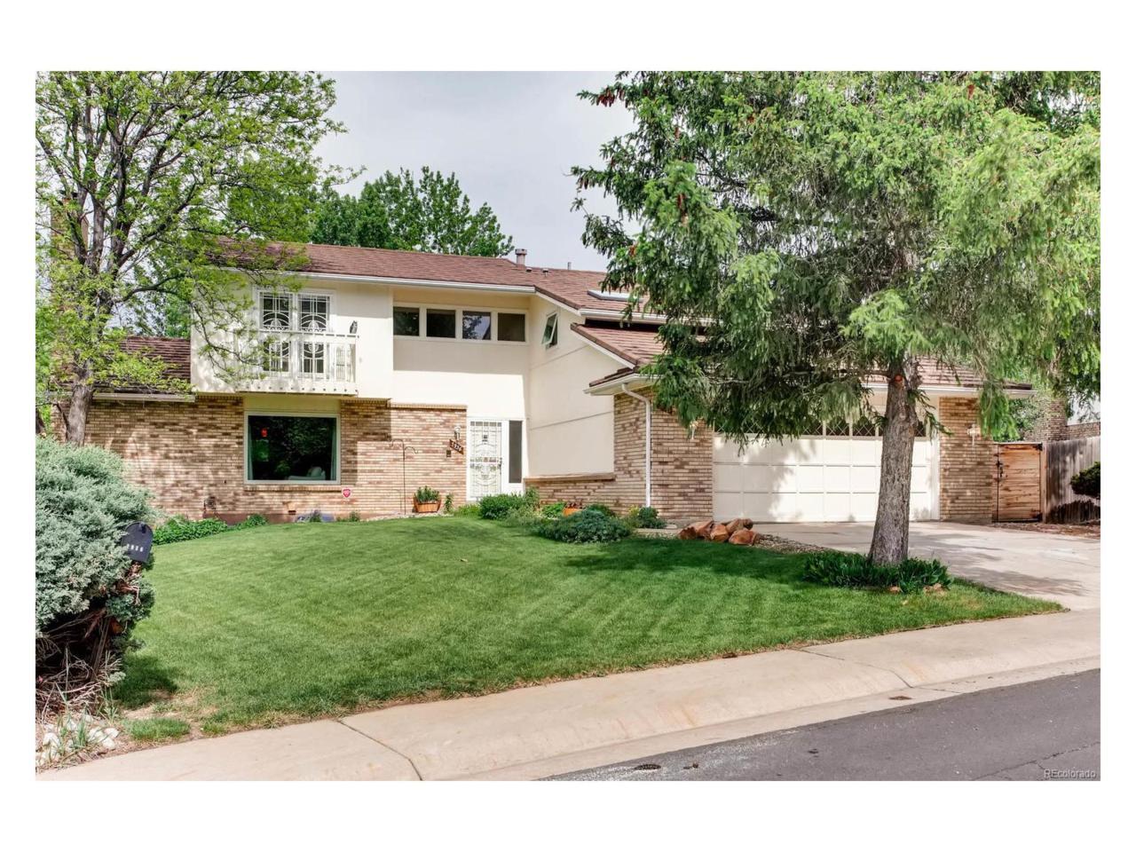 7936 S Saulsbury Street, Littleton, CO 80128 (MLS #9406710) :: 8z Real Estate