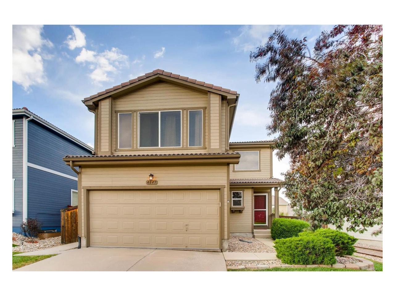 4847 Waldenwood Drive, Highlands Ranch, CO 80130 (MLS #9412252) :: 8z Real Estate
