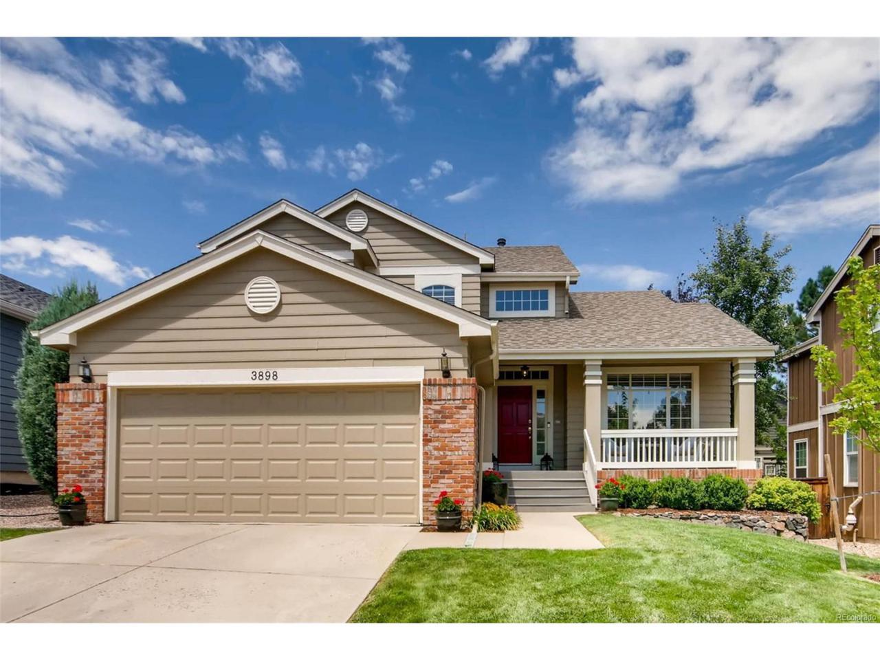 3898 Mallard Street, Highlands Ranch, CO 80126 (MLS #9413229) :: 8z Real Estate