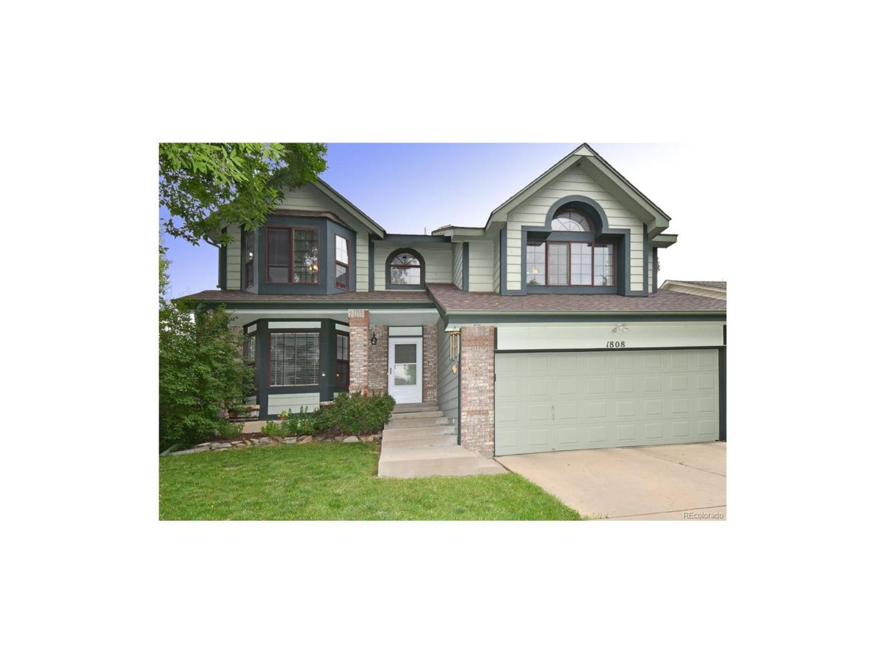 1808 20th Avenue, Longmont, CO 80501 (MLS #9414255) :: 8z Real Estate