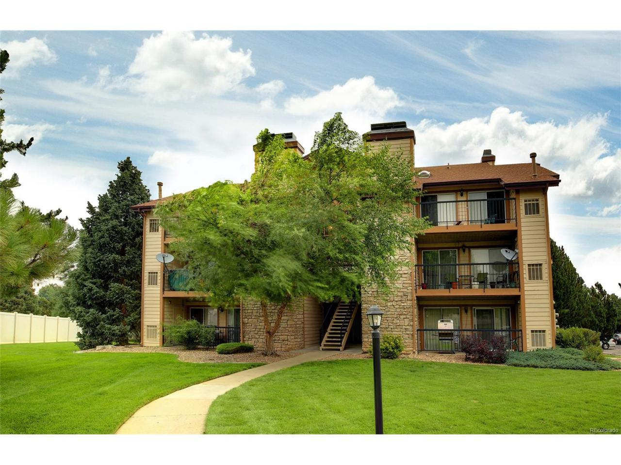2575 S Syracuse Way K106, Denver, CO 80231 (MLS #9418336) :: 8z Real Estate