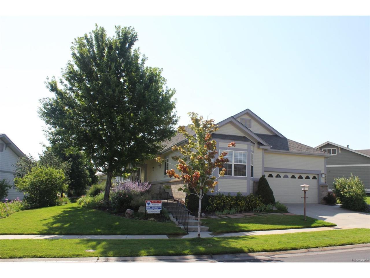 23442 E Otero Drive, Aurora, CO 80016 (MLS #9469503) :: 8z Real Estate