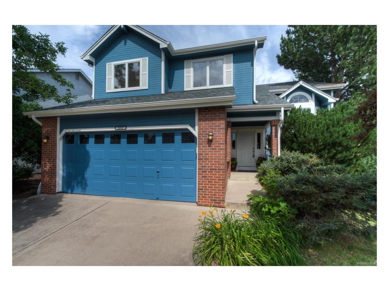 2402 S Oswego Street, Aurora, CO 80014 (MLS #9497818) :: 8z Real Estate