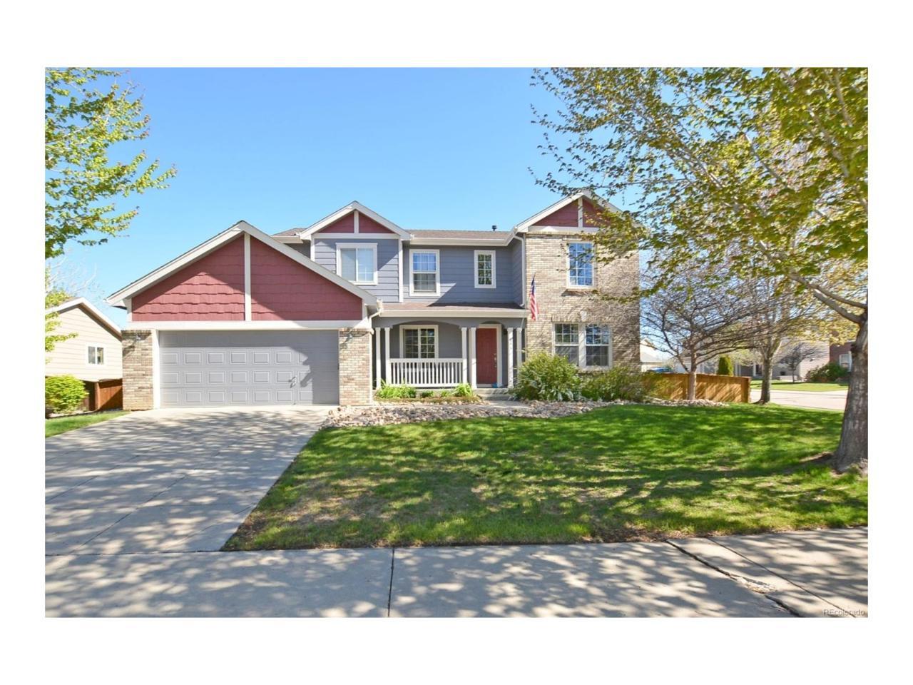 846 Serenity Lane, Longmont, CO 80504 (MLS #9502357) :: 8z Real Estate