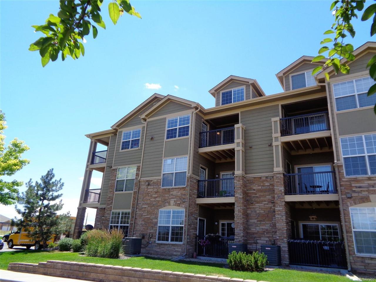 9142 Lodestar Lane #307, Parker, CO 80134 (MLS #9503024) :: 8z Real Estate
