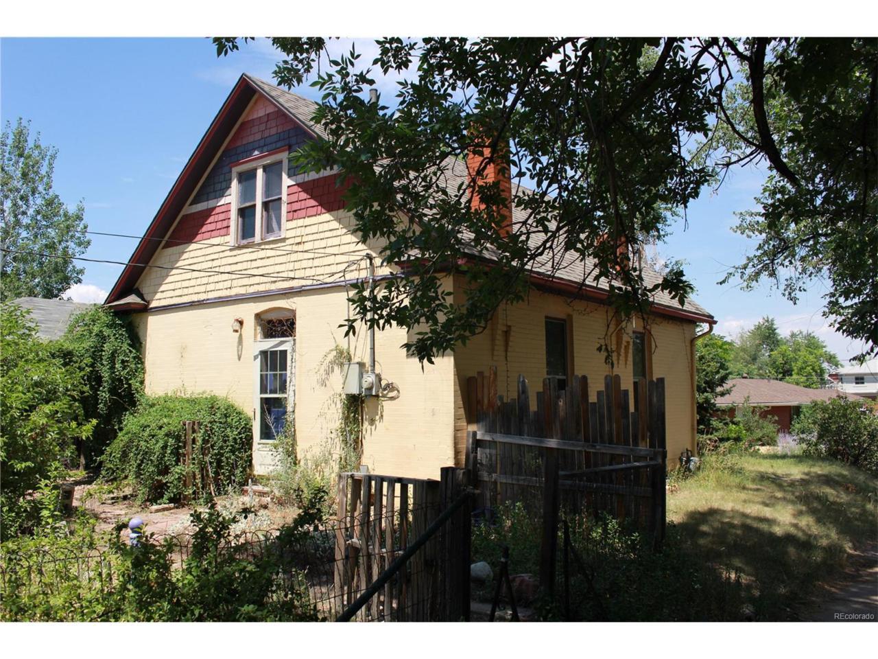 4600 W 35th Avenue, Denver, CO 80212 (MLS #9503242) :: 8z Real Estate