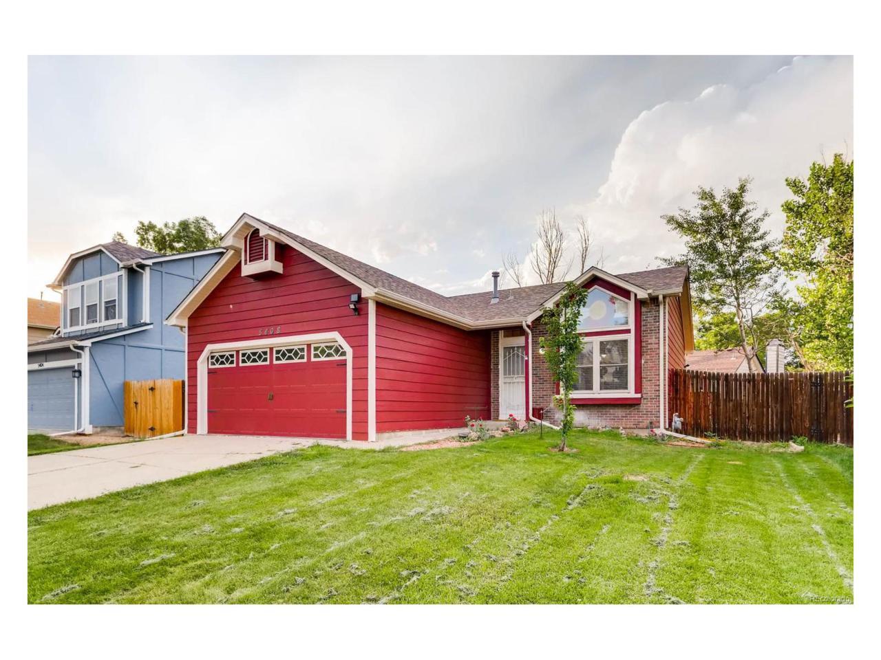 5408 E Courtney Avenue, Castle Rock, CO 80104 (MLS #9533265) :: 8z Real Estate