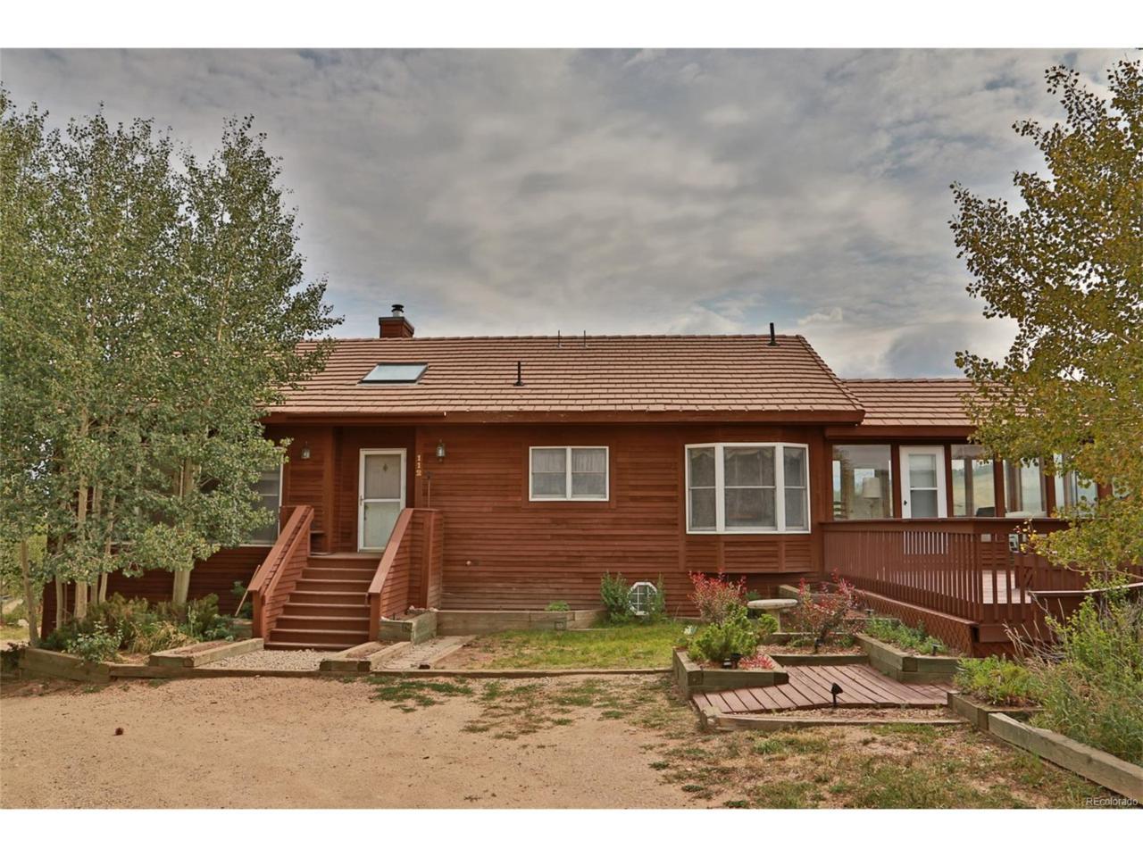 112 Gcr 8970, Granby, CO 80446 (MLS #9543577) :: 8z Real Estate