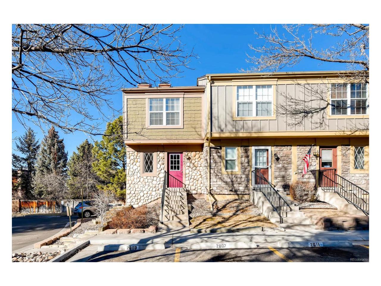 2603 E Nichols Circle, Centennial, CO 80122 (#9548289) :: The Peak Properties Group