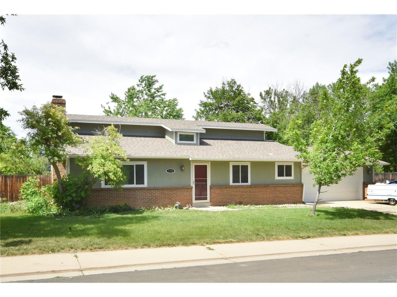 1700 Zeus Drive, Lafayette, CO 80026 (MLS #9641851) :: 8z Real Estate