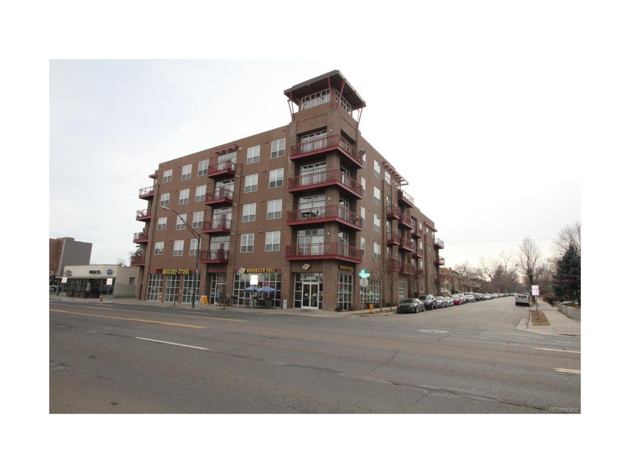 1488 Madison Street #404, Denver, CO 80206 (MLS #9655171) :: 8z Real Estate