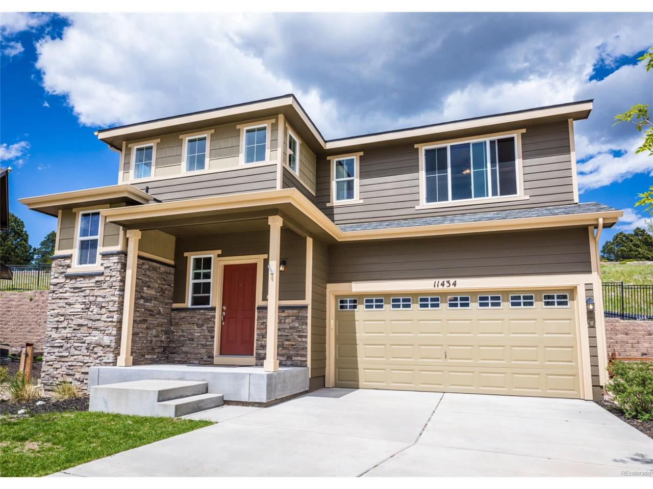 11434 Wildwood Ridge Drive, Colorado Springs, CO 80921 (MLS #9681807) :: 8z Real Estate