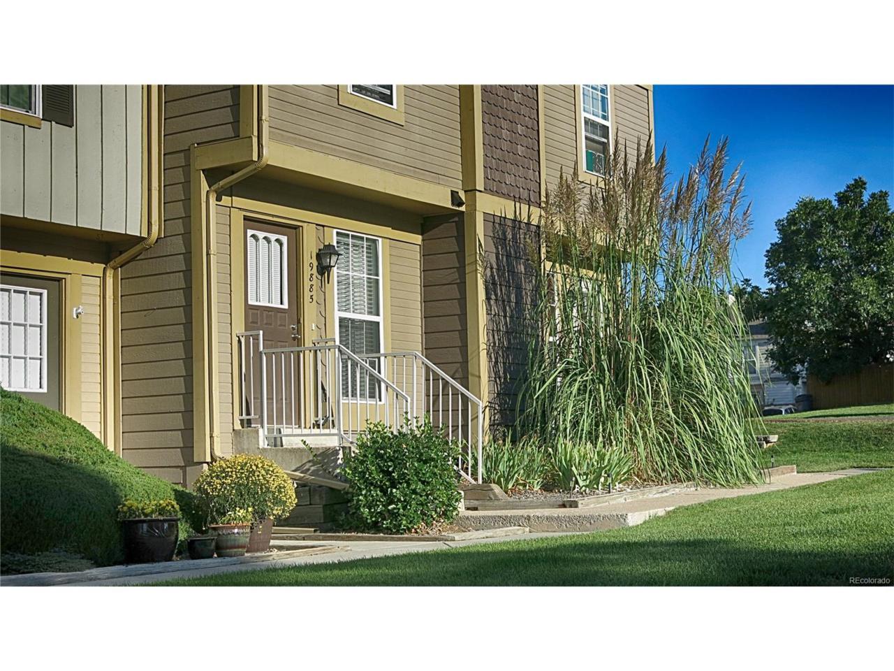 19885 Summerset Lane, Parker, CO 80138 (MLS #9695759) :: 8z Real Estate