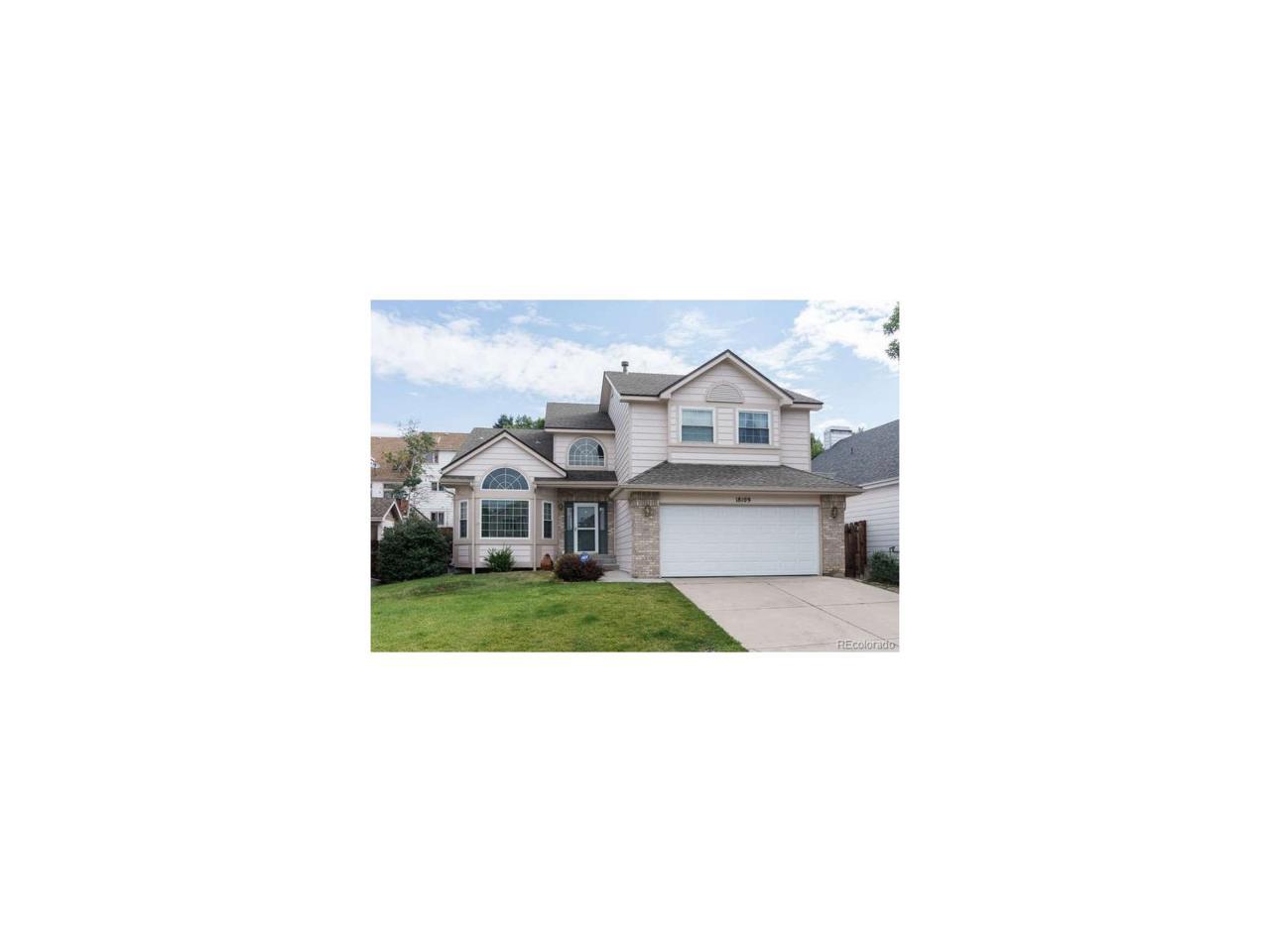18109 E Lasalle Place, Aurora, CO 80013 (MLS #9696601) :: 8z Real Estate