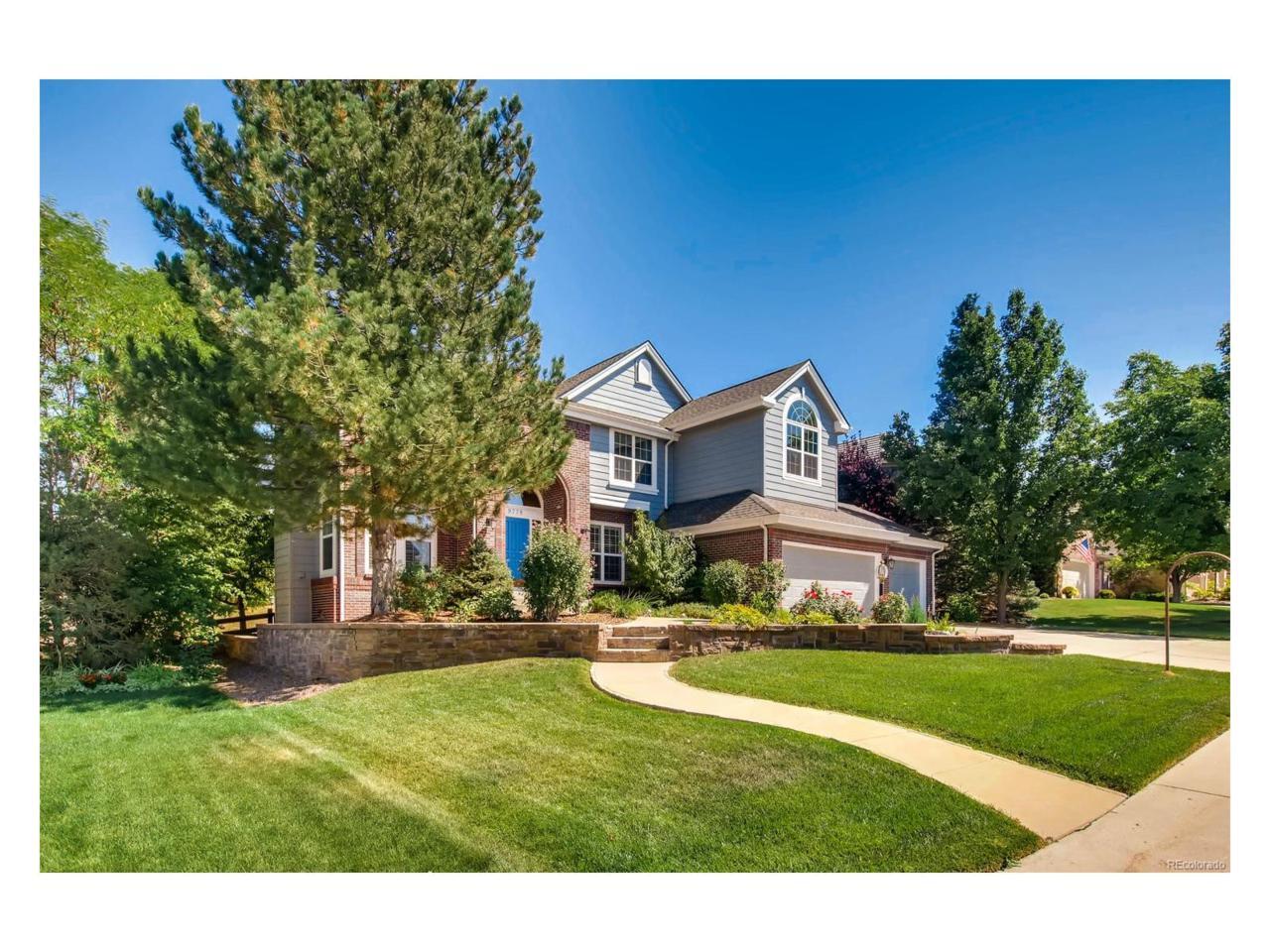 9778 Isabel Court, Highlands Ranch, CO 80126 (MLS #9699044) :: 8z Real Estate