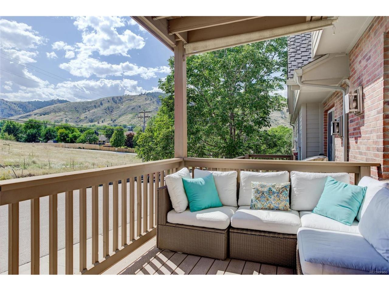 18508 W 4th Place, Golden, CO 80401 (MLS #9711804) :: 8z Real Estate