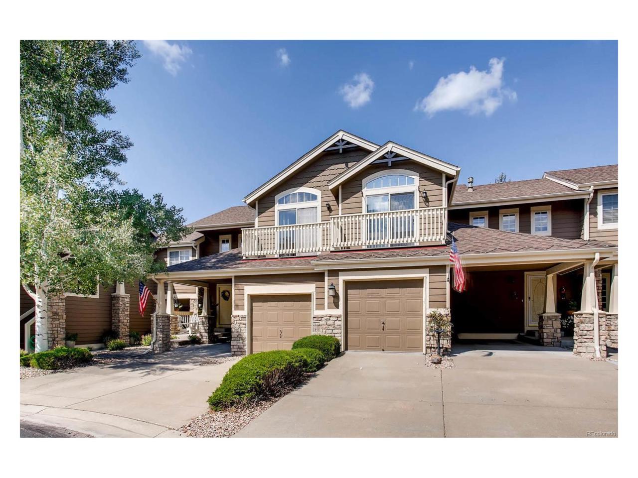 19551 E Mann Creek Drive C, Parker, CO 80134 (MLS #9716008) :: 8z Real Estate
