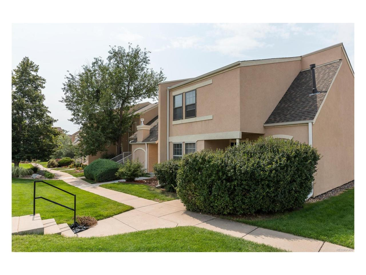 13033 E Bethany Place, Aurora, CO 80014 (MLS #9717508) :: 8z Real Estate