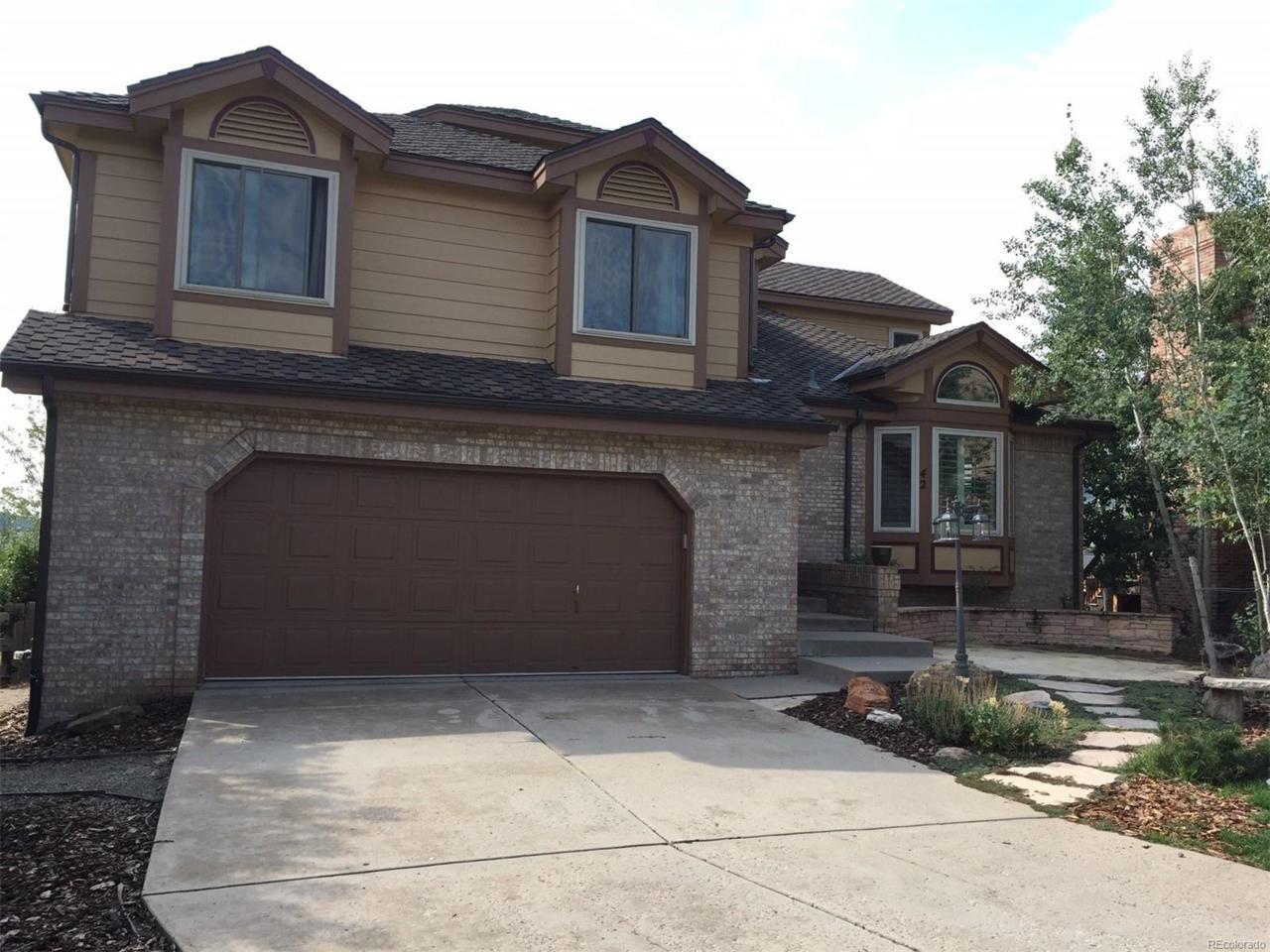 42 Dawn Heath Circle, Littleton, CO 80127 (MLS #9722496) :: 8z Real Estate