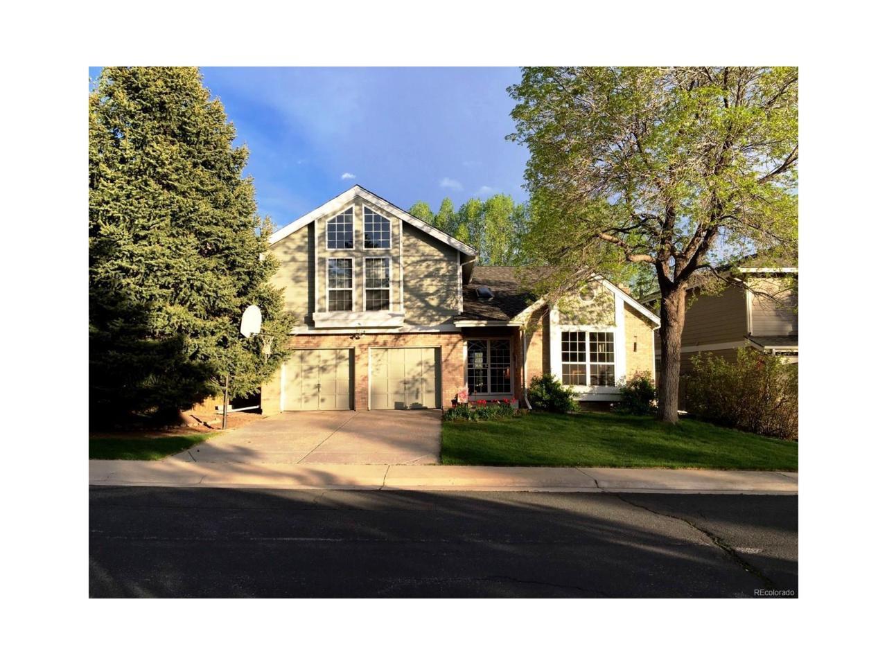 7724 Gunsight Pass, Littleton, CO 80127 (MLS #9736211) :: 8z Real Estate