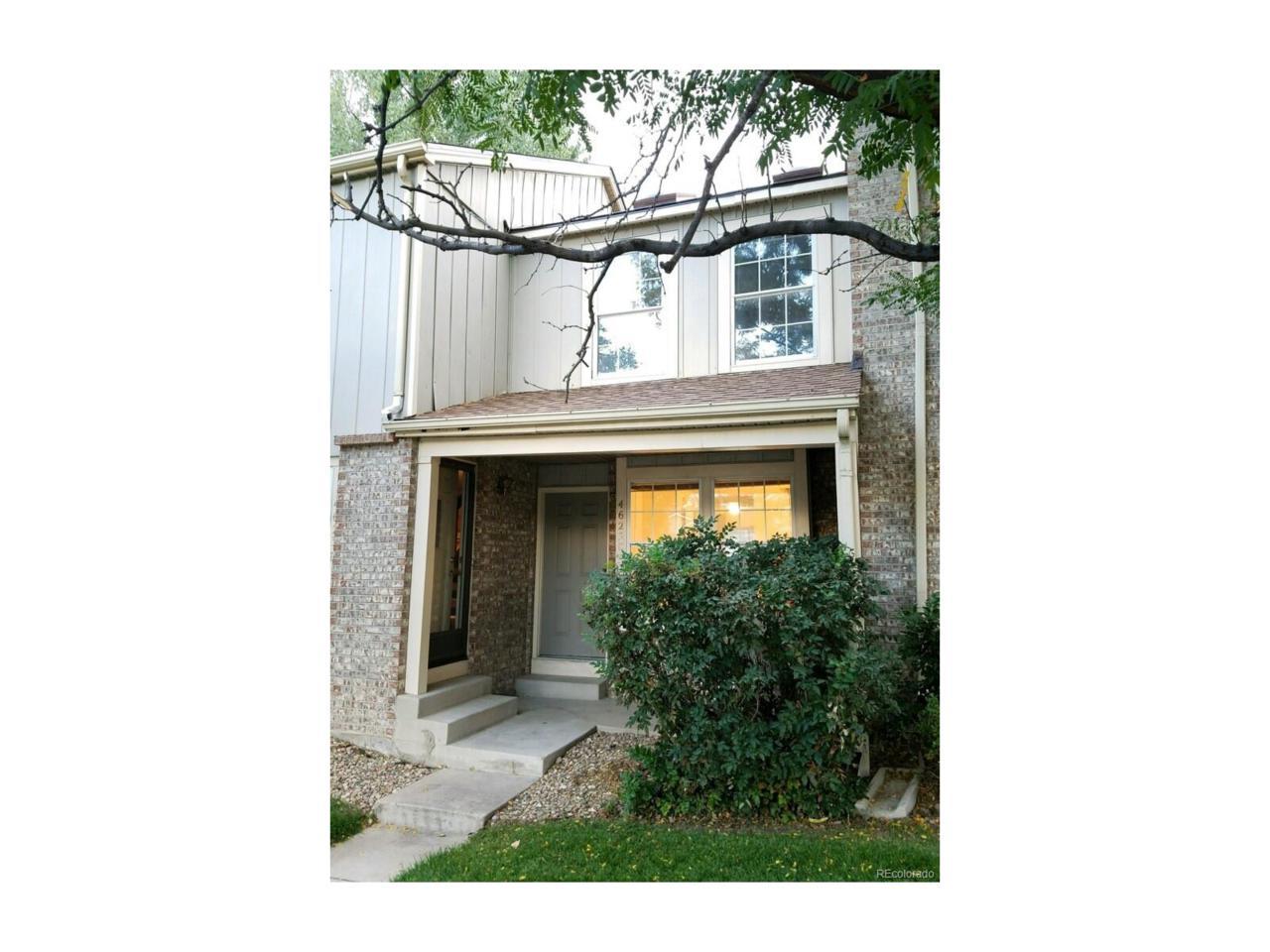 4623 S Crystal Way C199, Aurora, CO 80015 (MLS #9749359) :: 8z Real Estate