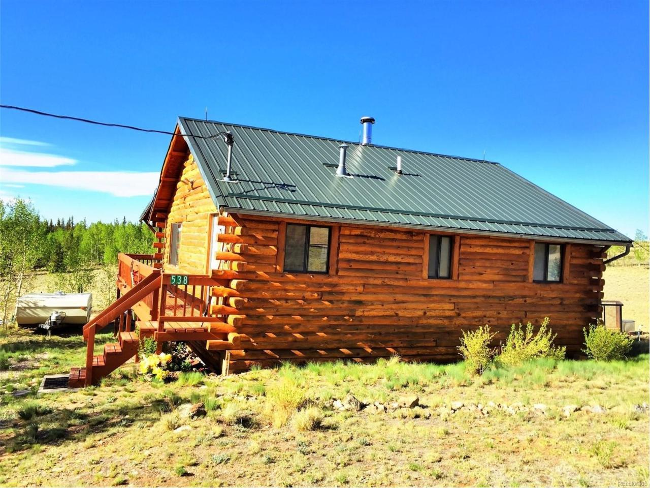 538 Kiowa Street, Como, CO 80432 (MLS #9779306) :: 8z Real Estate