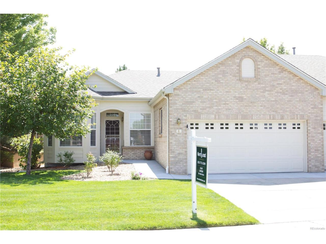 6 Woodland Circle, Highlands Ranch, CO 80126 (MLS #9793138) :: 8z Real Estate