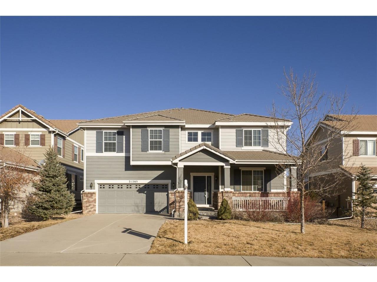 21265 E Grand Drive, Centennial, CO 80015 (#9833998) :: The Peak Properties Group